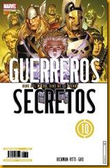 Guerreros Secretos 10