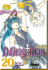 DGray Man 20