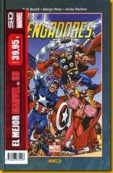 Mejor Marvel SD 12