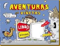 Aventuras Viñetas libro