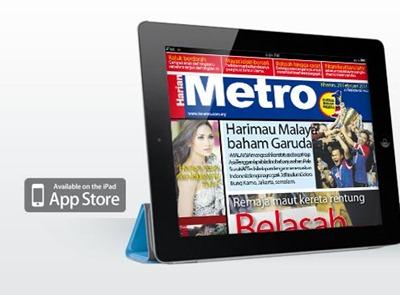 ipad-harian-metro