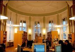 St Eskils Gymnasium Biblioteket