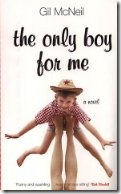 The only boy for me my cover