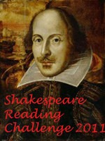 Shakespeare Reading Challenge 2011