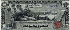 1896 $1 Bill