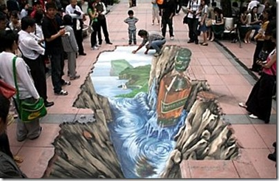Arte de Rua Julian Beever-2