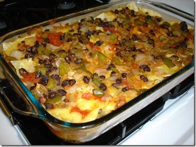 092009 Black Bean Taco Casserole