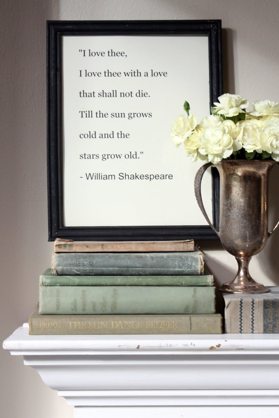 Framed Quote. gift for mum mother s day gift mum quote framed print ...