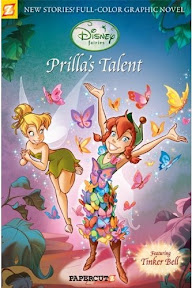 Disney's Prilla's Talent