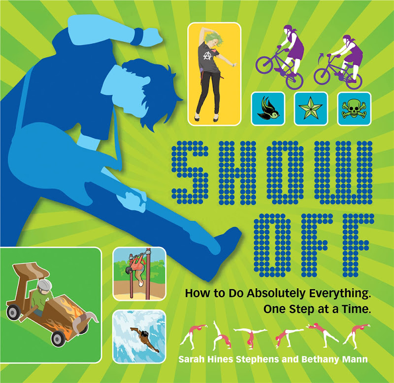 Show Off: How to do absolutely everything one step at a tiem book review