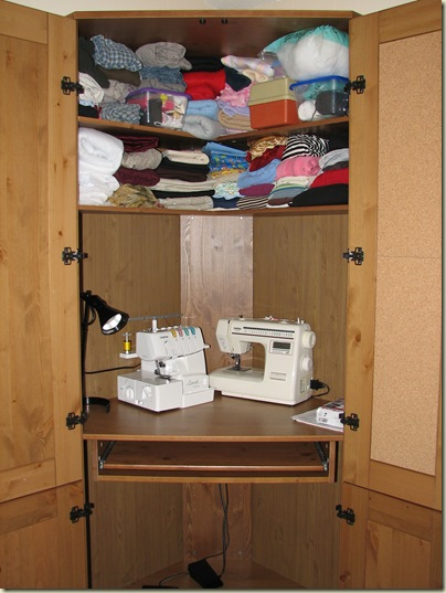 Sew Organized and a Giveaway