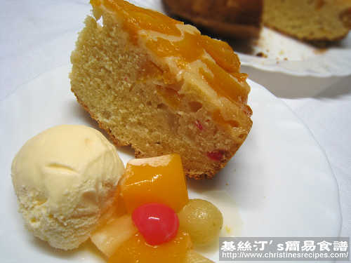 Apricot Upside-Down Cake01