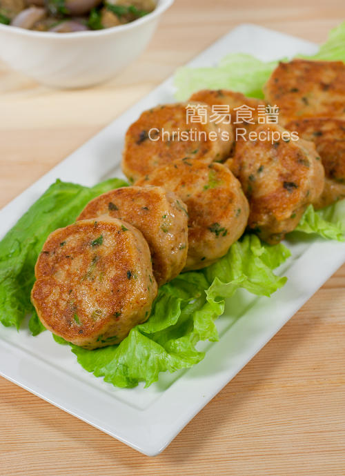 泰式煎魚餅 Thai Curry Fish Cakes01