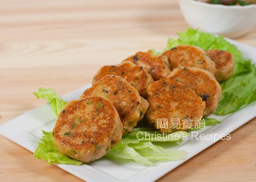泰式煎魚餅 Thai Curry Fish Cakes02