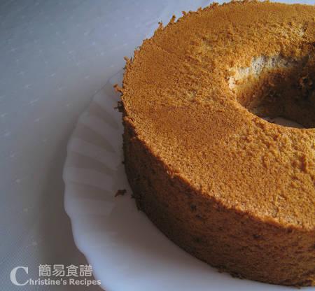 香蕉戚風蛋糕 Banana Chiffon Cake