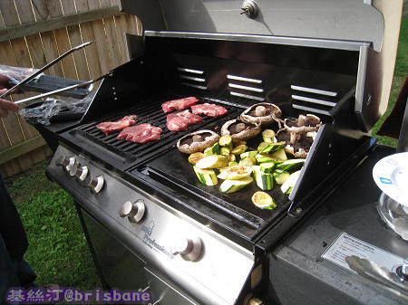 澳洲燒烤 Aussie BBQ