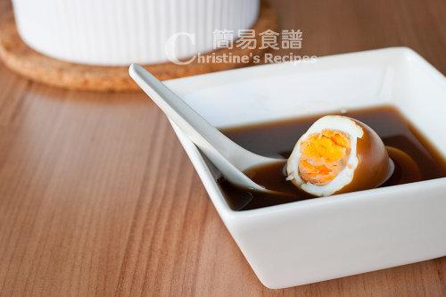 桑寄生蓮子雞蛋茶 Chinese Herbal Dessert02