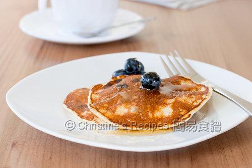 藍莓班戟 Blueberry Pancakes02