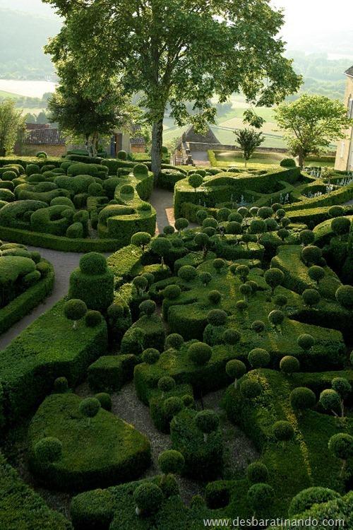 labirinto  Gardens of Marqueyssa (4)