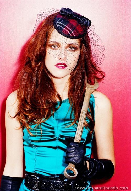 Kristen Jaymes Stewart desbaratinando linda sensual bella (1)