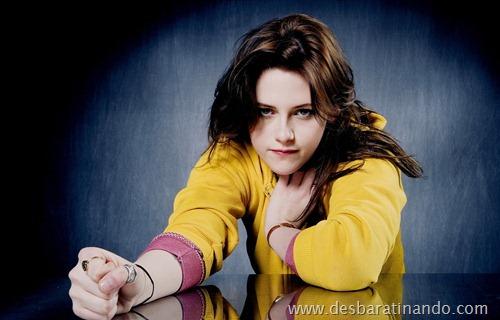 Kristen Jaymes Stewart desbaratinando linda sensual bella (13)