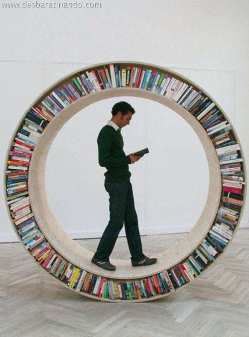 prateleiras diferentes interessantes geeks nerds livros (5)