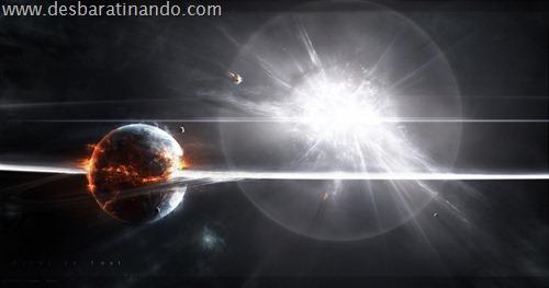 wallpapper desbaratinando planetas papeis de parede espaço planets space (1)
