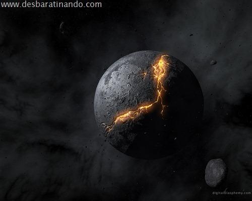 wallpapper desbaratinando planetas papeis de parede espaço planets space (34)