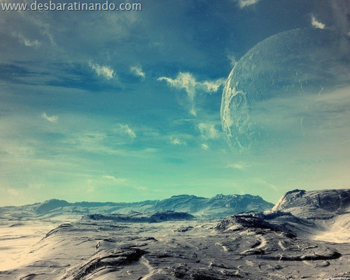 wallpapper desbaratinando planetas papeis de parede espaço planets space (12)