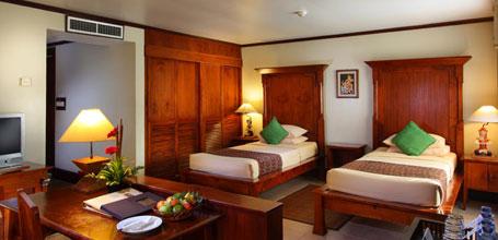 Ramayana Bali Hotel : Family Room