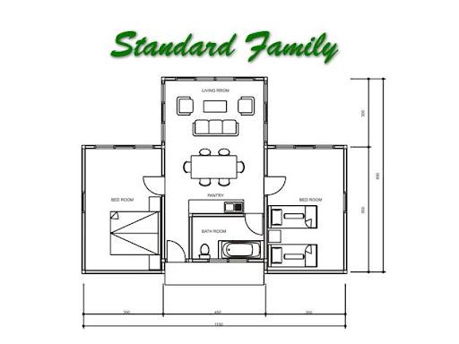 Standard Family di Sariater Hotel
