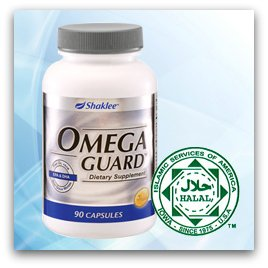 Shaklee OmegaGuard for Brain Alert