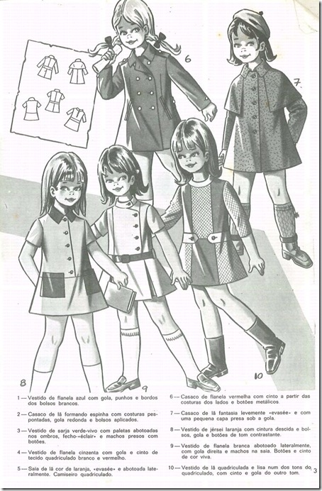 vestuario anos 60 sn 002