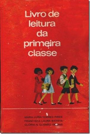 livro de leitura da primeira classe