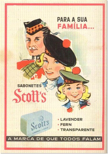 santa nostalgia sabonete scotts