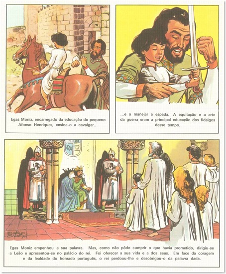 herois da historia egas moniz santa nostalgia 2