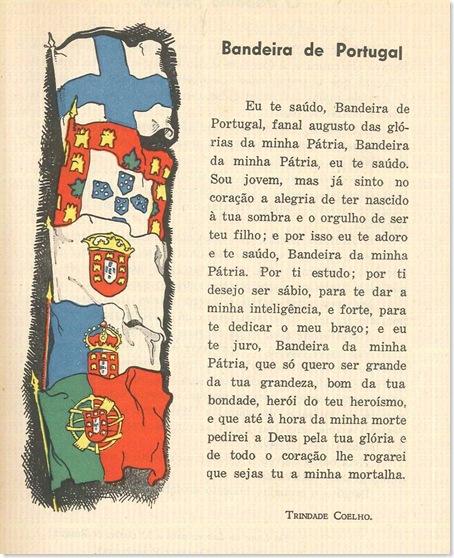 bandeira de portugal trindade coelho