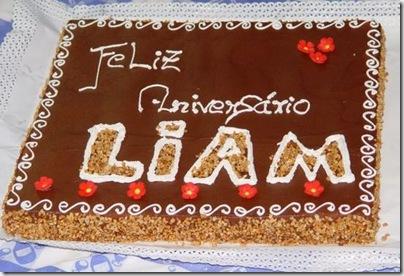 liam bolo de aniversario 2008