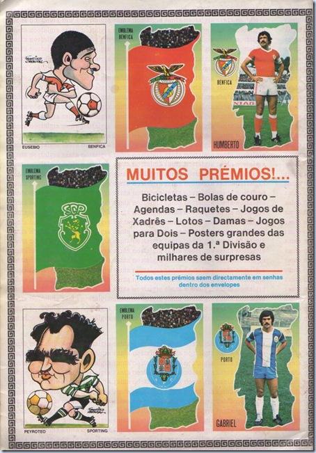 cadernetra cromos idolos portugal sn05