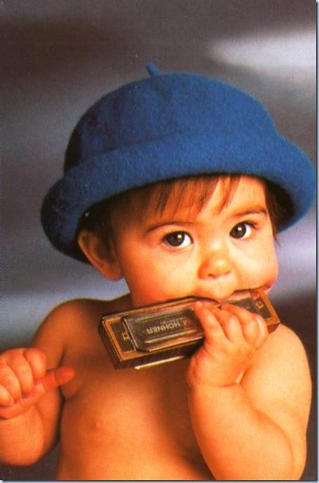 crianca hamonica