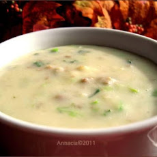 Hearty Potato and Leek Soup
