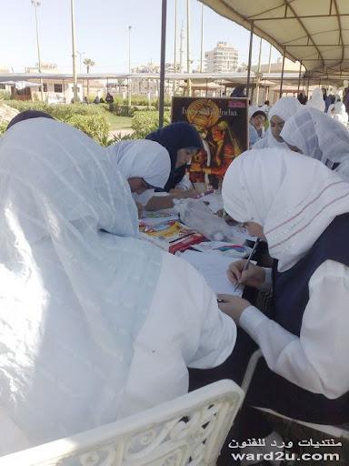 الهند فى عيون طلاب بورسعيد الموهوبين