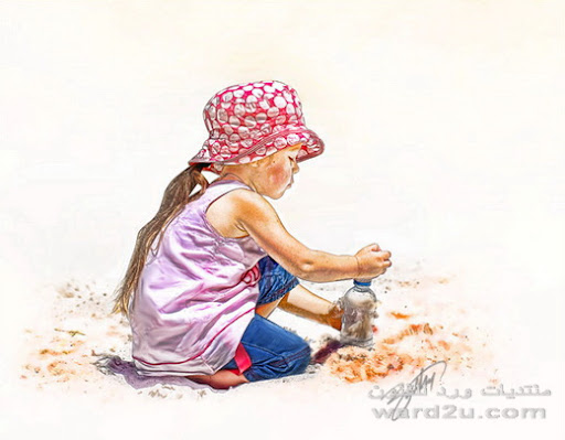 رسومات بالفوتوشوب Brad Buttry Virtual Painting