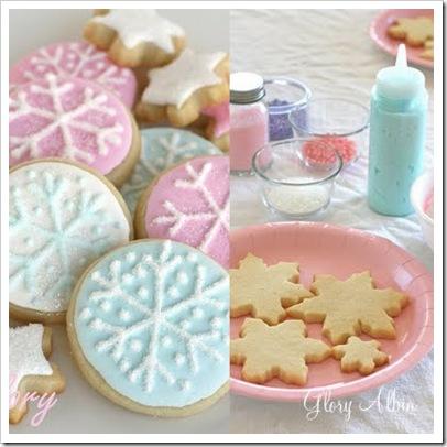 snowflake party2