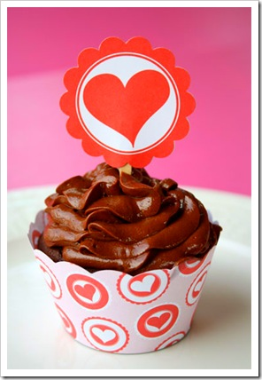 Valentinecupcaketopper