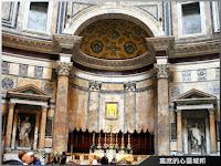 羅馬萬神殿內部寫真