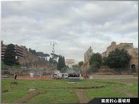 從羅馬鬥獸場眺望羅馬市