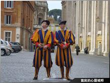 保護梵蒂岡教宗的瑞士傭兵親衛隊