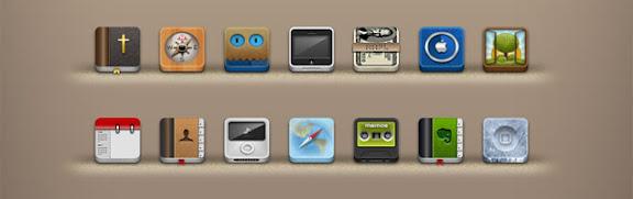 Upojenie - Iconos para iPhone