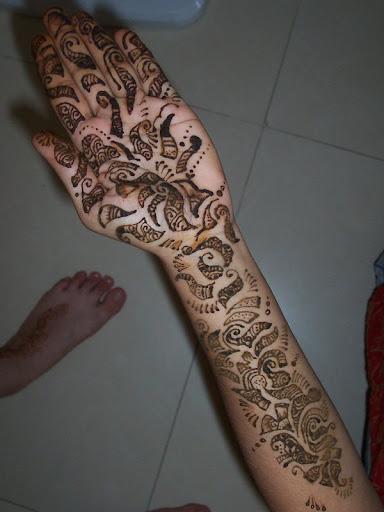 Mehndi Designs Colour : Mehndi colors mendi designs for hands